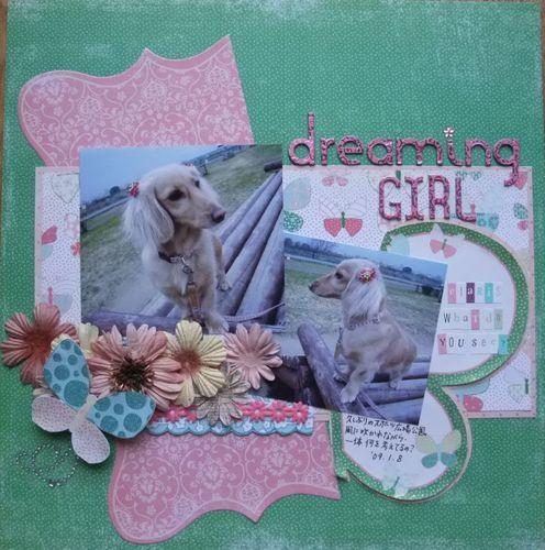 PL#124  dreaming GIRL