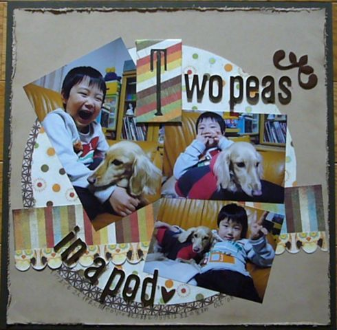 CS#16 Two peas in a pod
